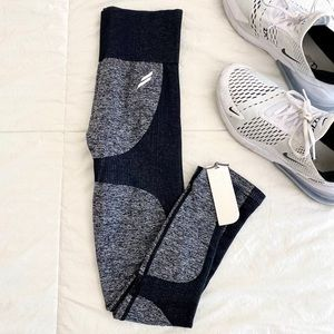 DYE Impact Seamless Leggings - Black
